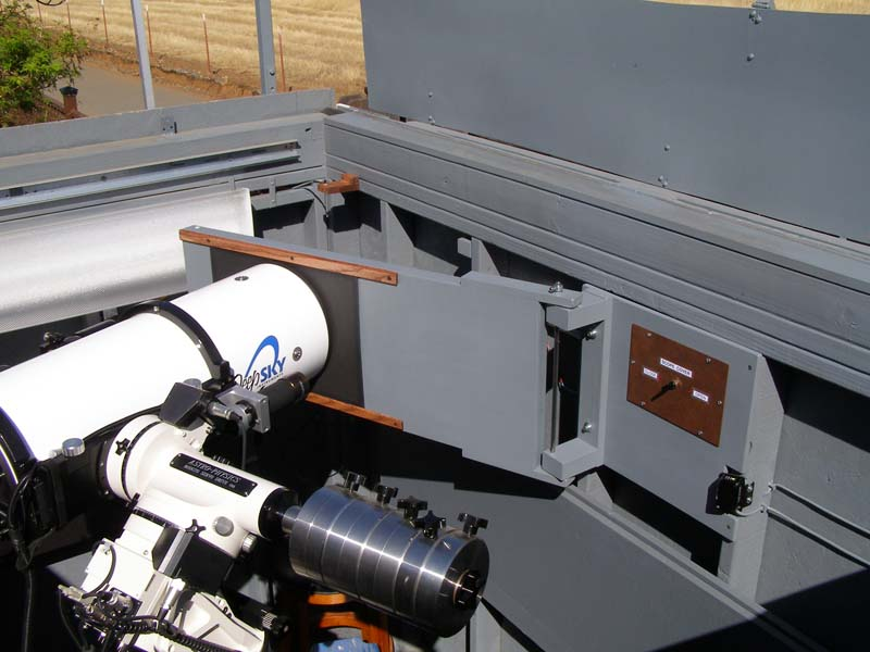 Automated Scope Cover